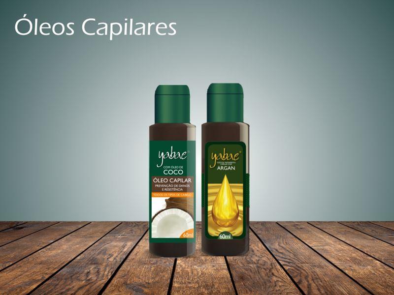 Óleos Capilares