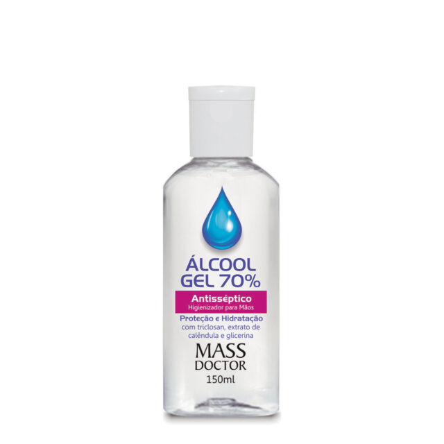 Álcool Gel 70% Mass Doctor 150ml