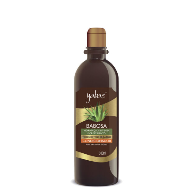 Condicionador Yabae Babosa 300ml - Vegan Friendly