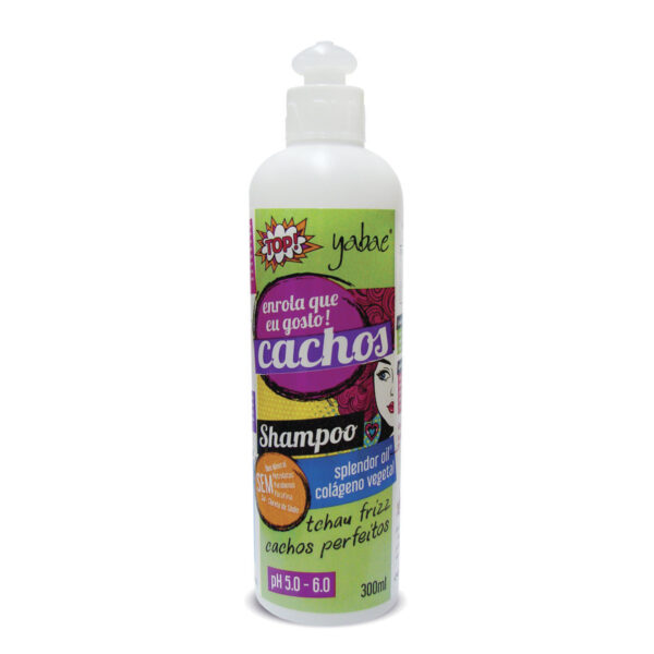 Shampoo Cachos 300ml