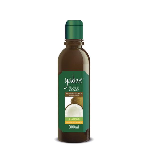 Shampoo com Óleo de Coco Yabae 300ml