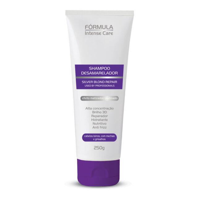 Shampoo Desamarelador Silver Blond Repair 250g