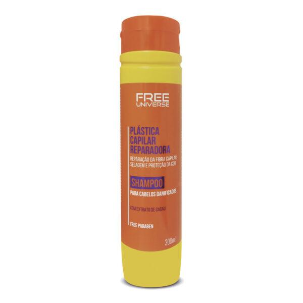 Shampoo Plástica Capilar Reparadora 300ml