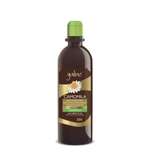 Shampoo Yabae Camomila 300ml